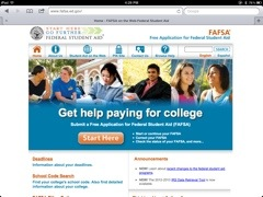 What Is The Free Application for Federal Student Aid, Or The FAFSA? JR's Two Minute Financial Aid Tip