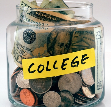 Should Parents Put 529 Plans In A Childs Name? : JR's Daily Two-Minute Financial Aid Tip