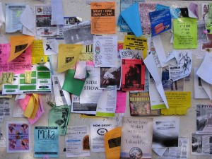 Checkout your departmental bulletin boards for college scholarships