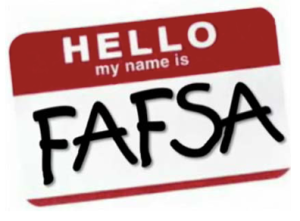 be sure to completely fill out your fafsa to get the maximum merit aid from the college you want to attend