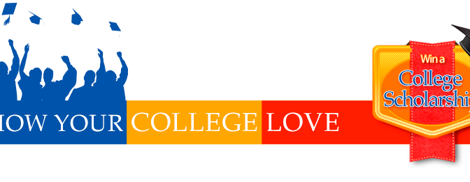 Show Your College Love Scholarship – Our Scholarship of the Week
