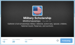 @MilScholarships is a feed for military scholarships