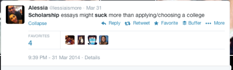 the college money mans worst tweets of the week