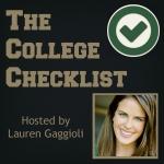 College Checklist Podcast by Lauren Gaggioli